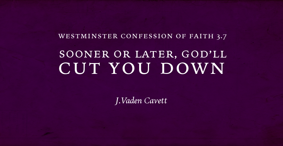 WCF 3.7 – Sooner or Later, God'll Cut You Down