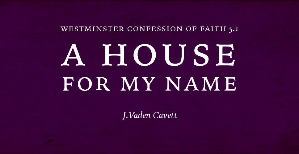 WCF 5.1 – A House For My Name