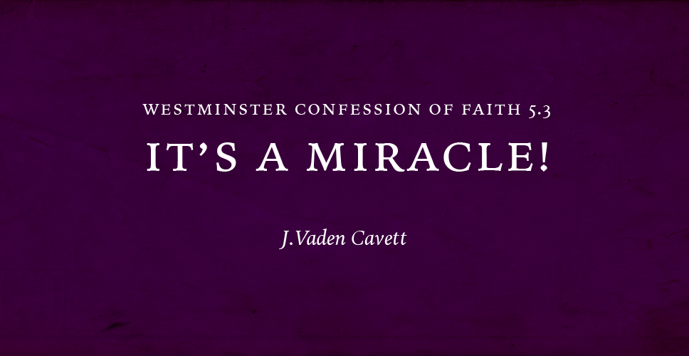 WCF 5.3 – It's a Miracle!